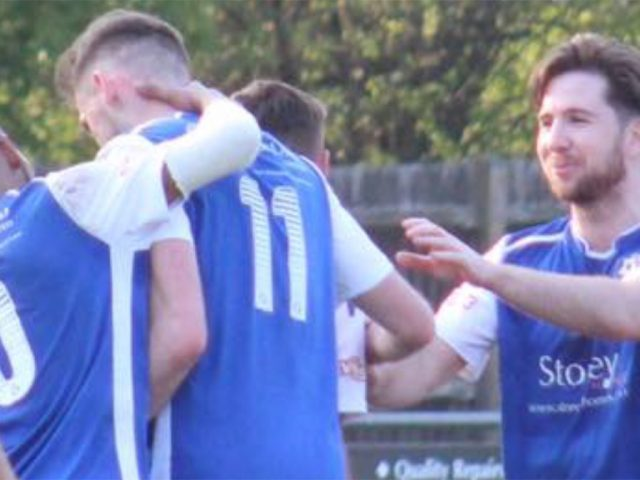 Bedford Town FC Celebrations