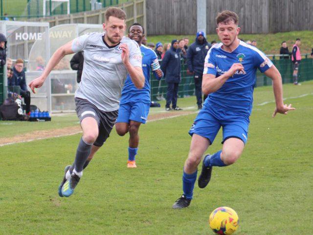 Bedord Town FC V Dunstable 6 Apr