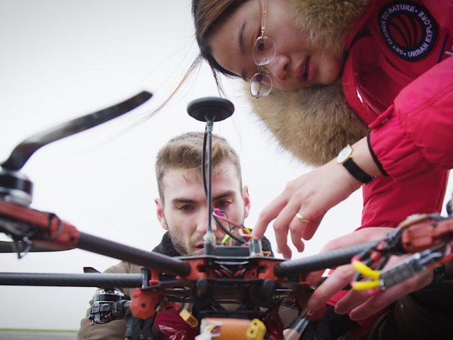 Cranfield University UAV