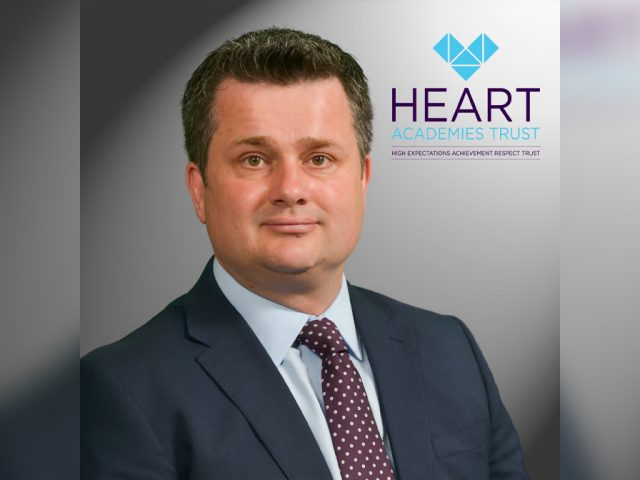 David Morris CEO Heart Academies trust