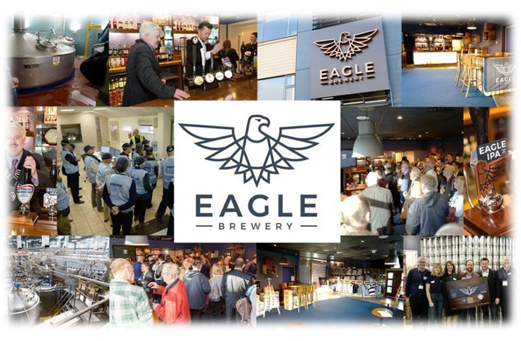 Eagle Brewery montage