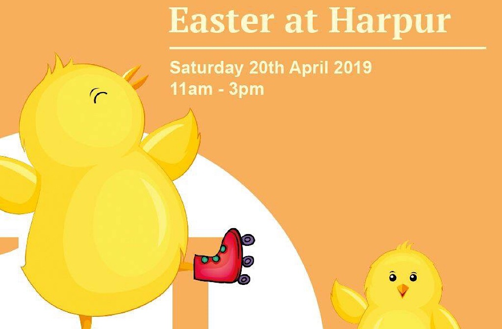 Easter at Harpur Centre
