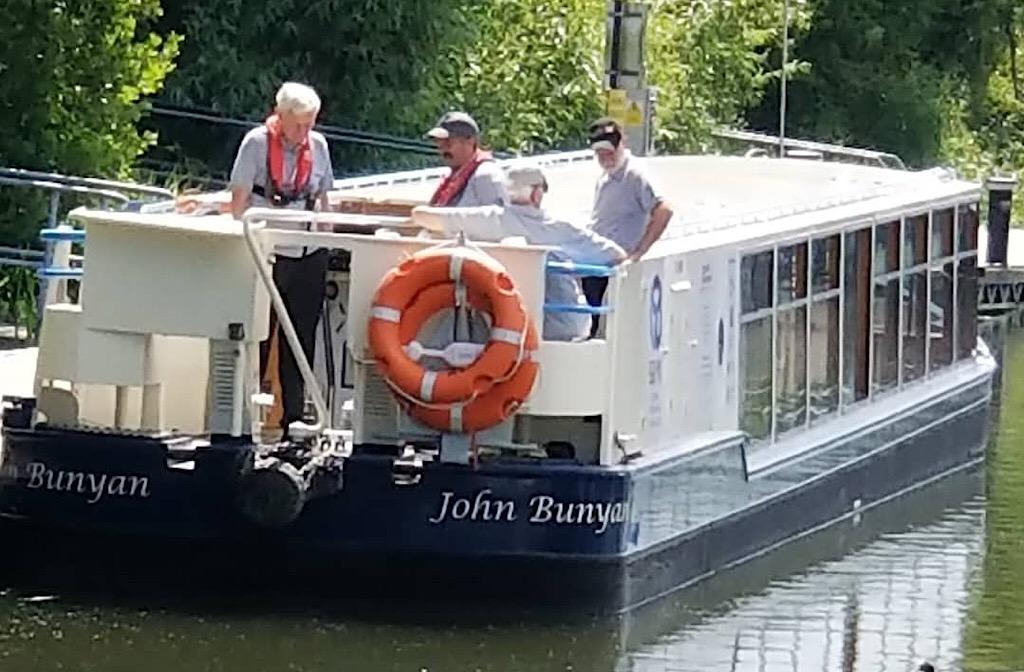 John Bunyan boat