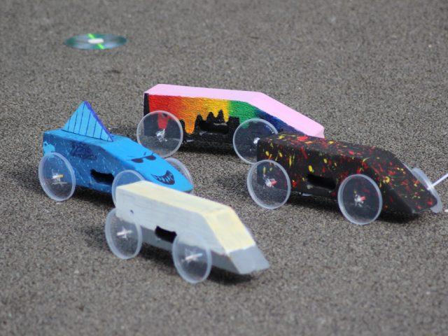 Mark Rutherford Race Cars