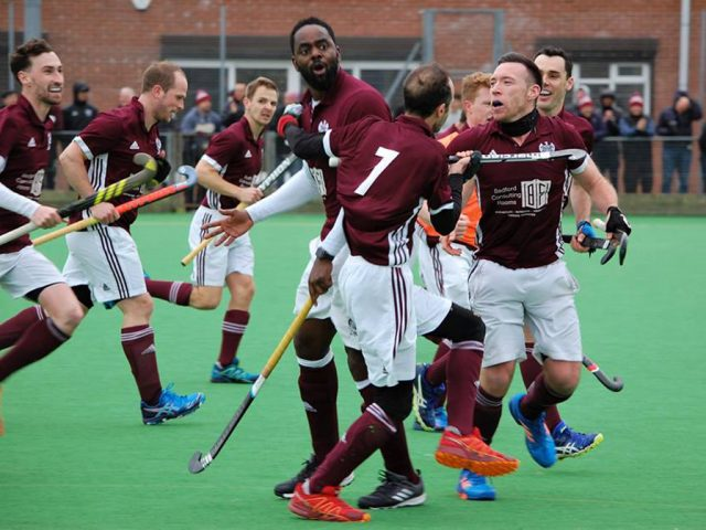 Bedford Hockey Club Men's 1s head for National League next season