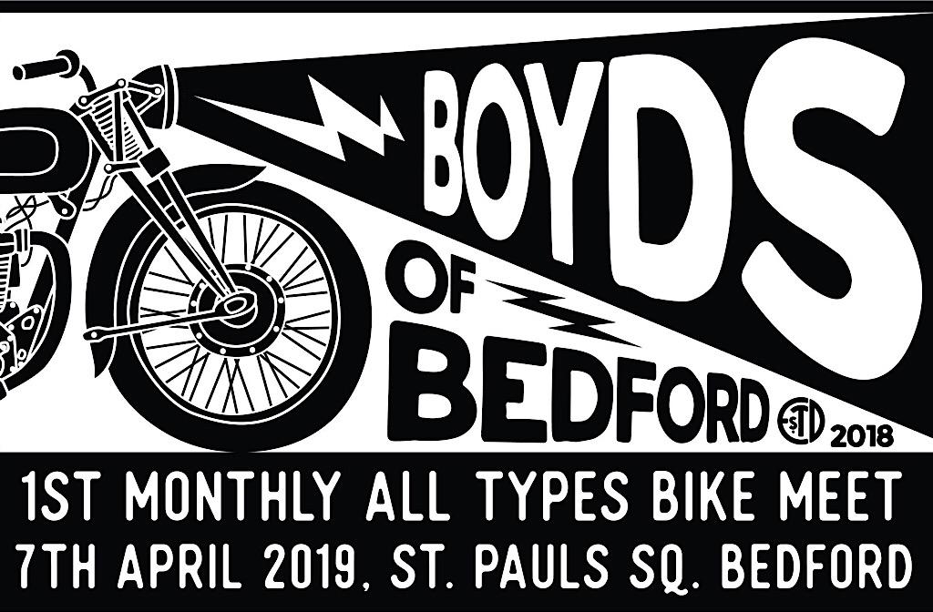 Boyd's of Bedford Bike Meet