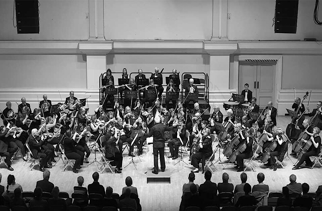 Bedford Sinfonia Orchestra