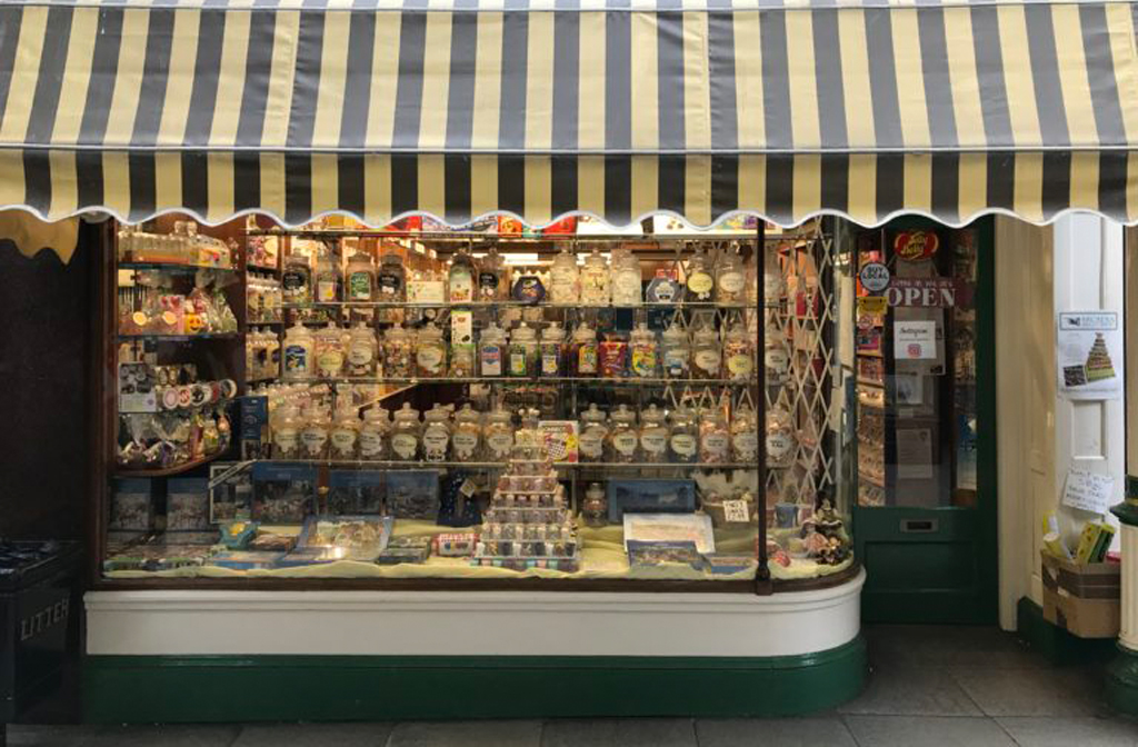 Arcadia Sweet Shop