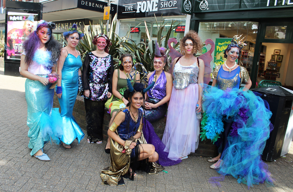 bedford college students traffic heads turn stop hair independent winning shared worth event