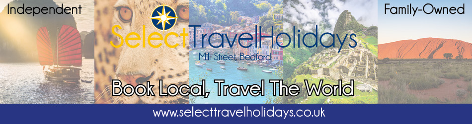 Select Travel - book local, travel the world