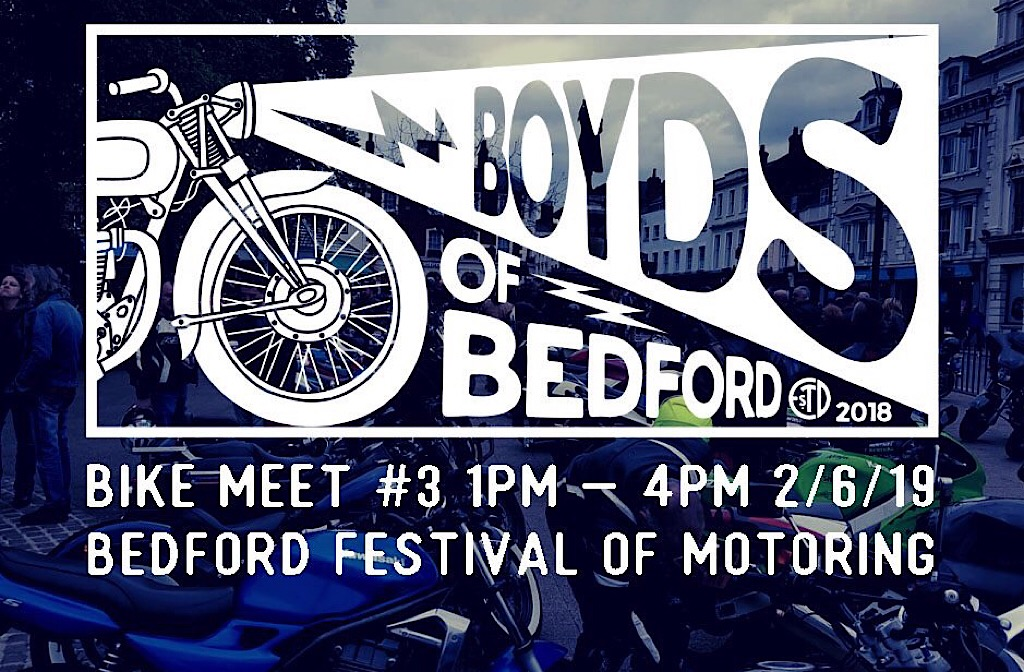Boyds of Bedford bike meet