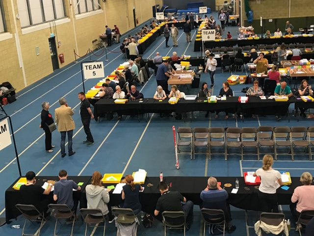 MEP Counting Chelmsford
