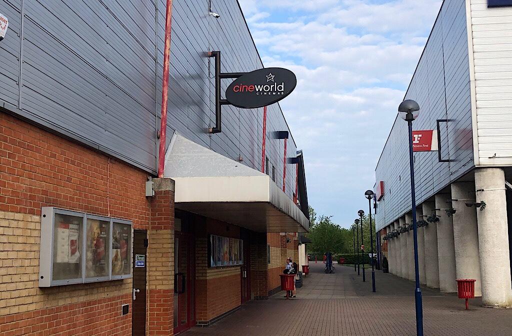 Bedford Cineworld