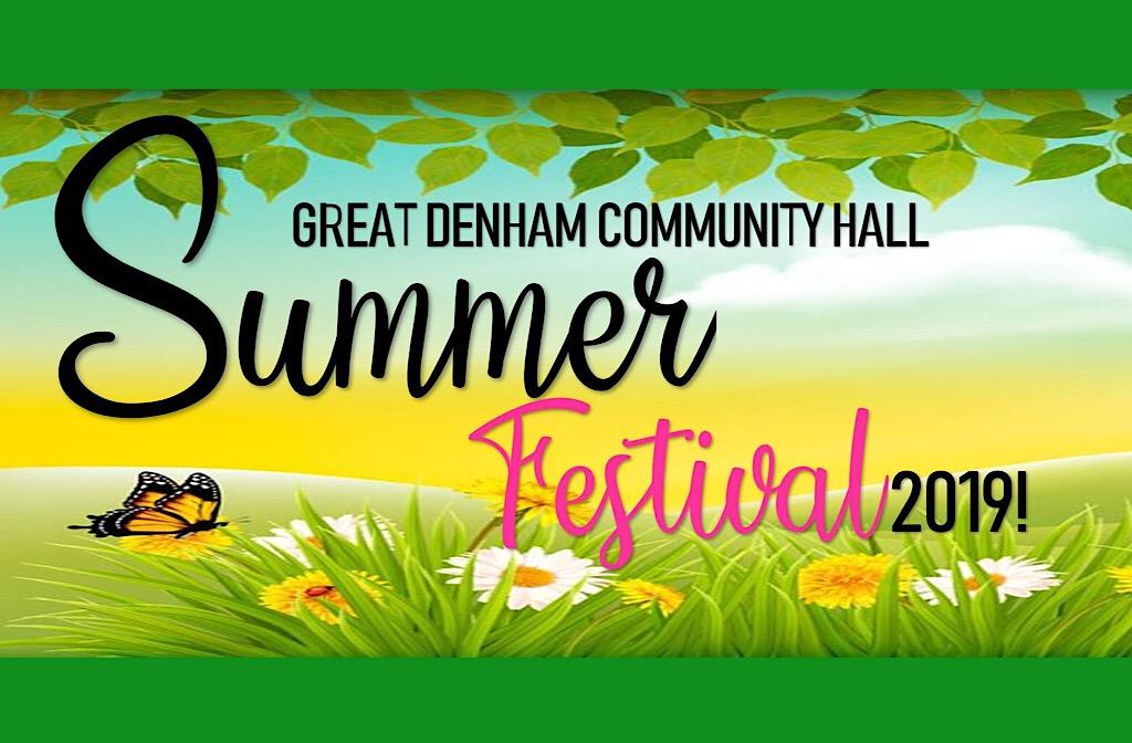Gt Denham Summer Festival