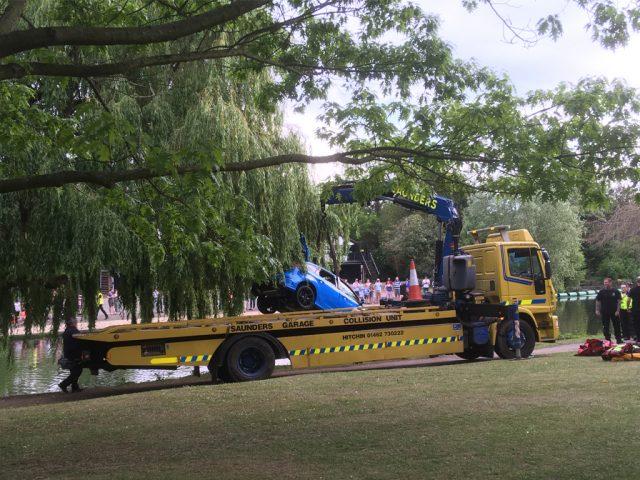 Bedford Festival of Motoring 1