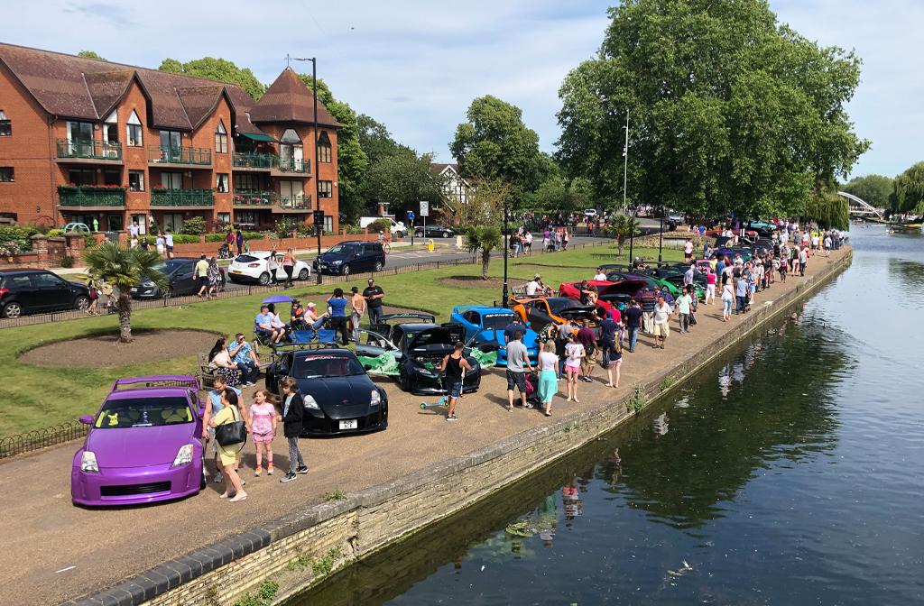 Bedford Festival of Motoring 6