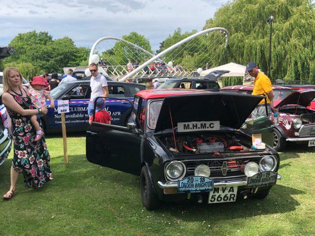 Bedford Kite Festival 2019