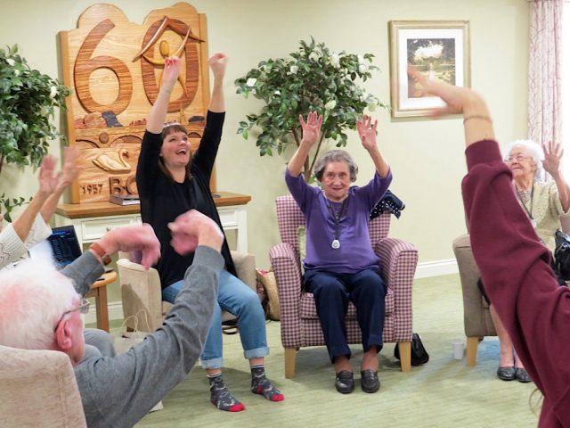 Generations dancing