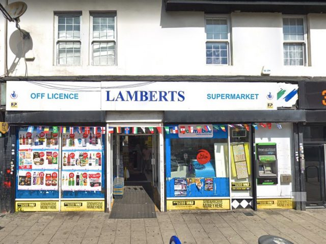 Lamberts Midland Road