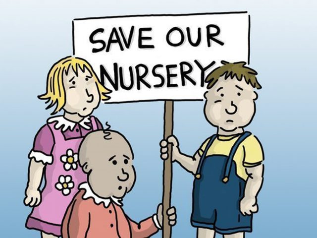 Sharnbrook Nursery Change.org petition