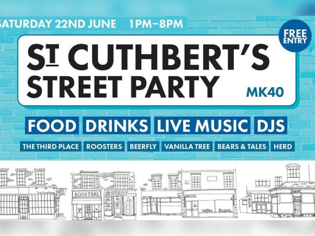 St Cuthbert's Street Party