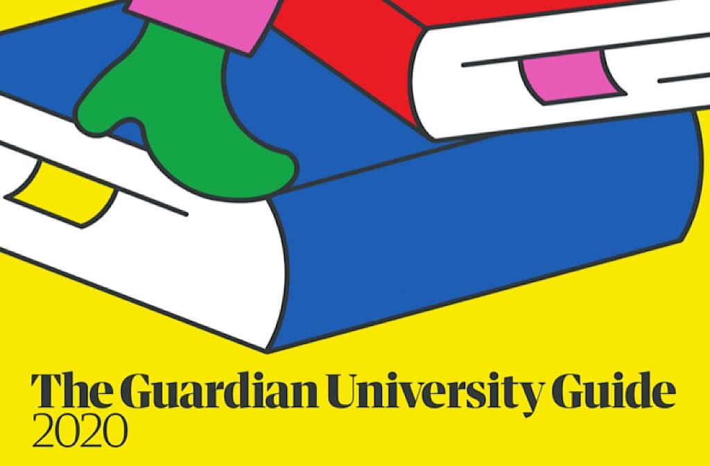 Guardian University Guide 2020