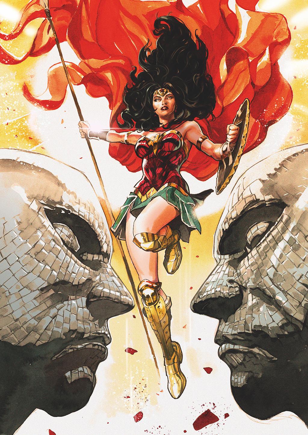 Bedford NICE Wonder Woman