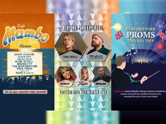 Bedford Park Concerts 2019