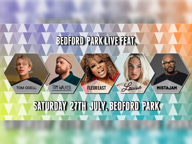 Bedford Park Concerts Saturday 2019