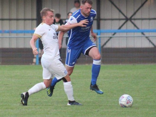 Bedford Town (Dan Walker) v Peterborough 27 July