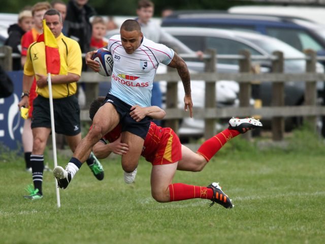 Cambridge V Blues 2012