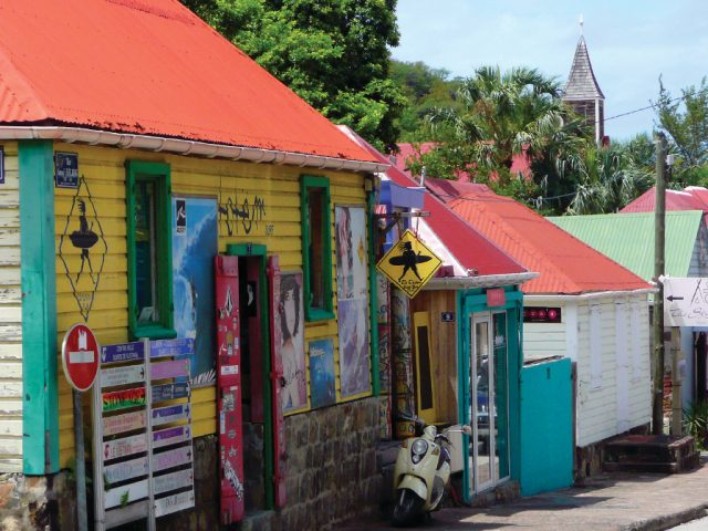 Caribbean shack - Eagle Travel