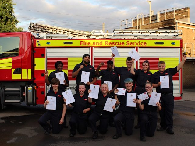 Kempston Fire Cadets