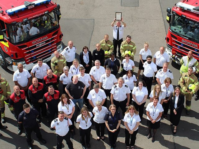 Fire Service awarded