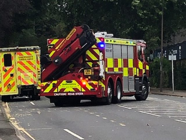 Goldington Road Accident 19 July
