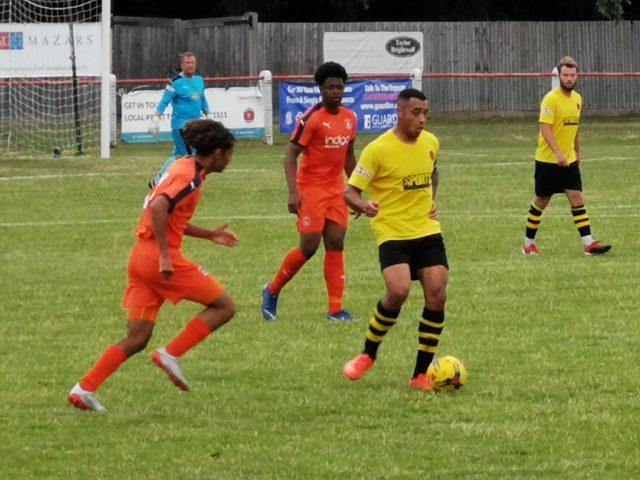 Kempston v Luton 13 Jul 2019