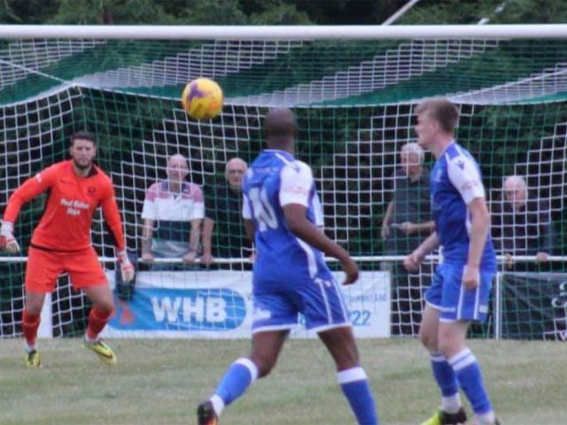 Newport Pagnell Town v Bedford Town 10 July