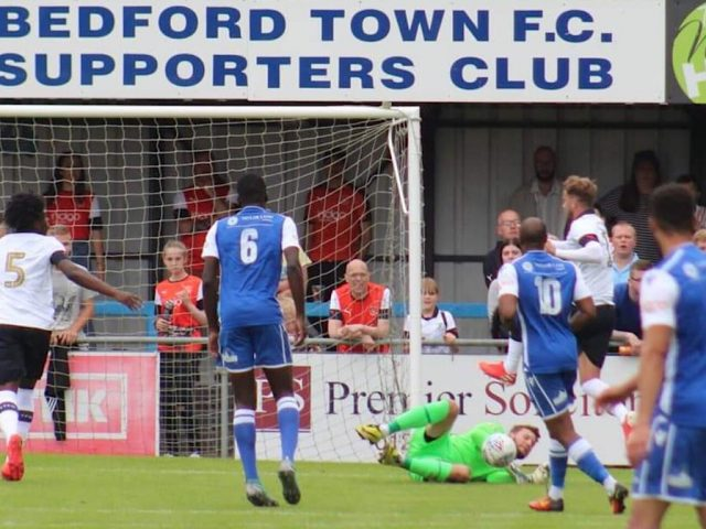 Bedford Town v Luton Town