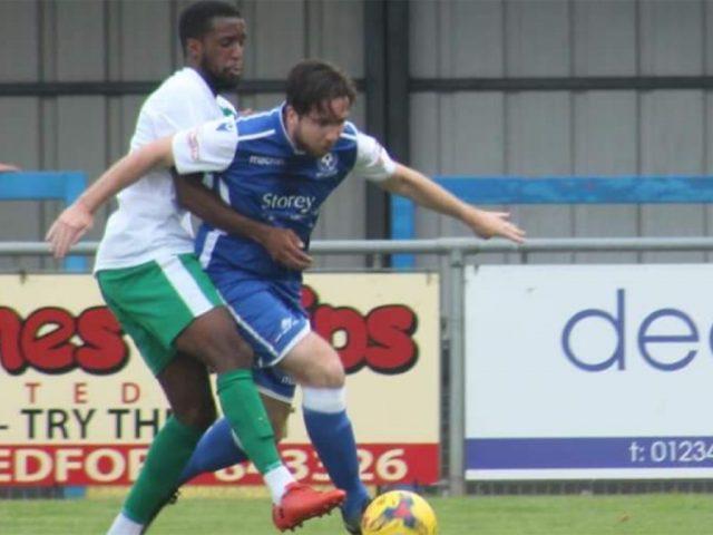 Brett Longdon Bedford Town FC