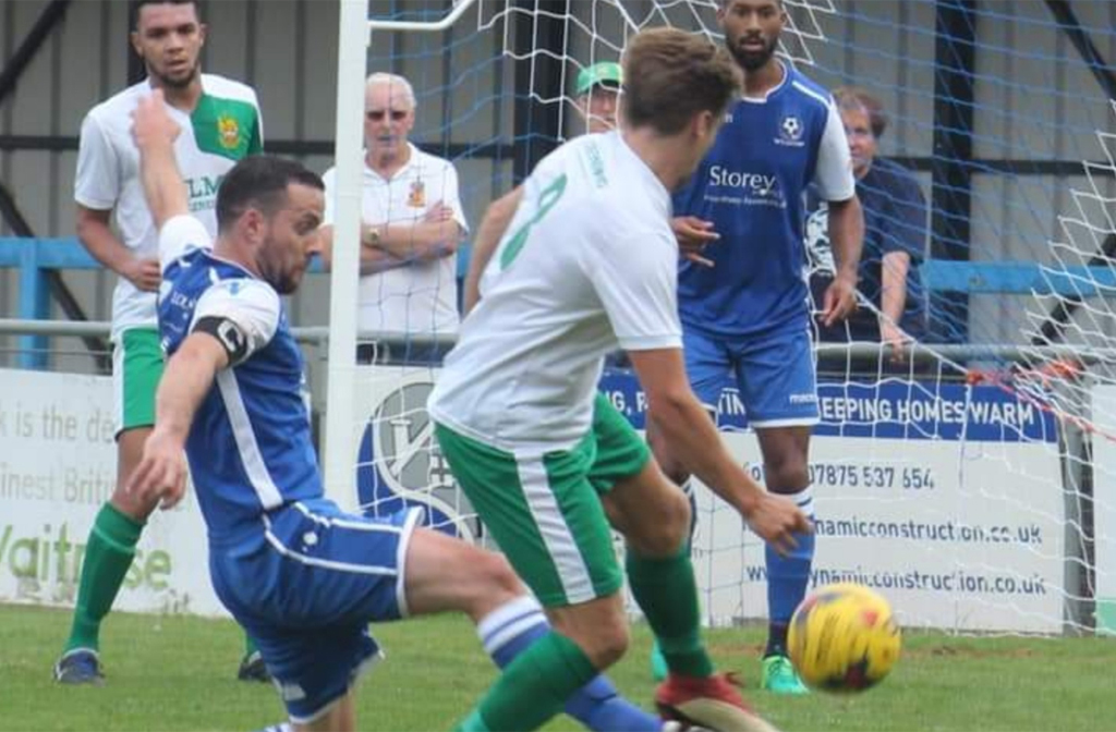 Callum Donnelly Bedford Town FC