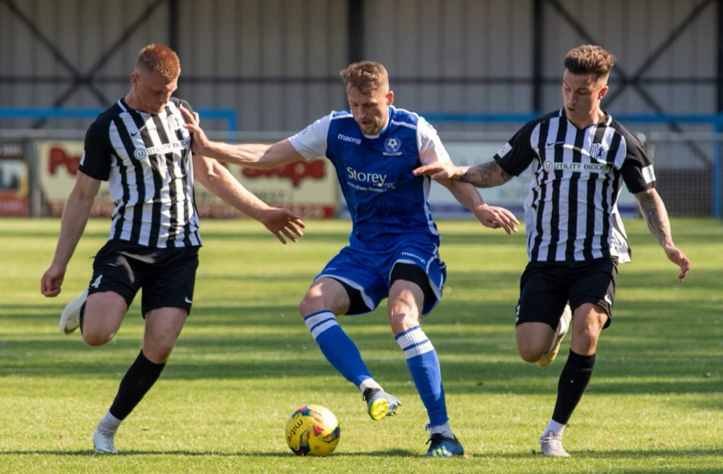 Corby draw raises Bedford Town FC's spirits as they head to