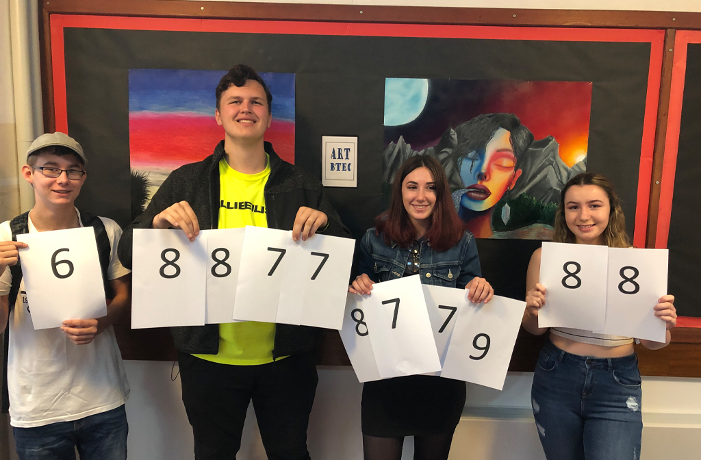 Kempston Challenger Academy GCSE 2019