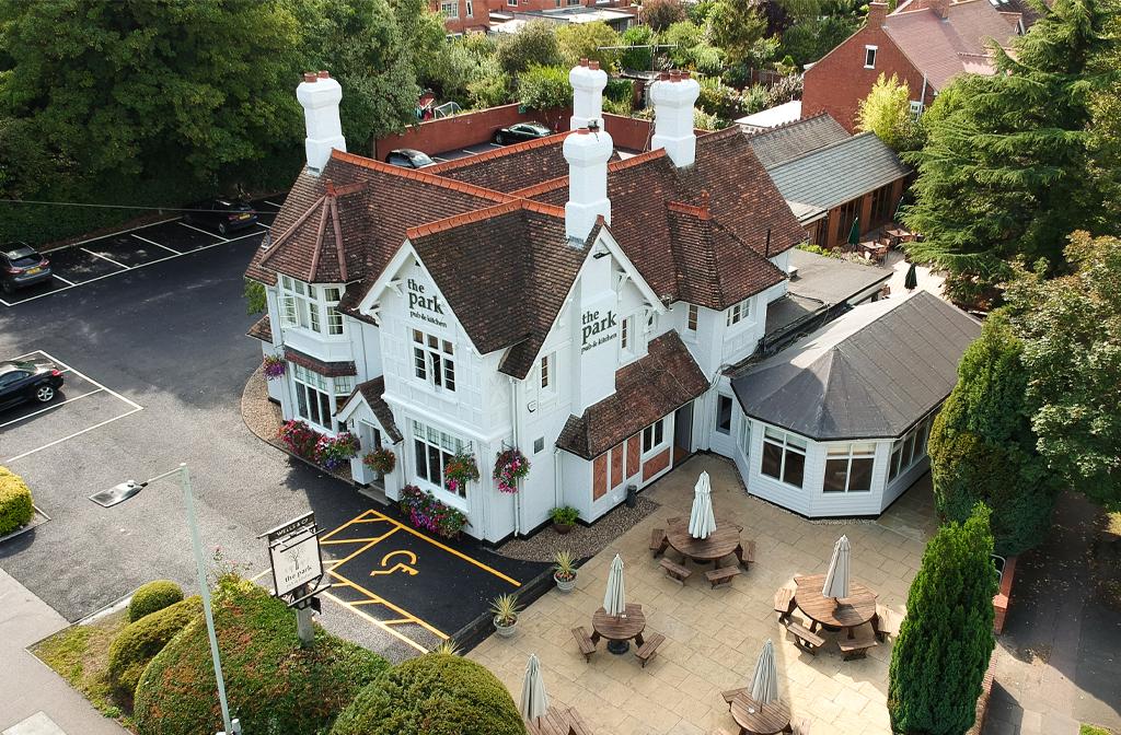 Park Pub and Kitchen, Kimbolton Road