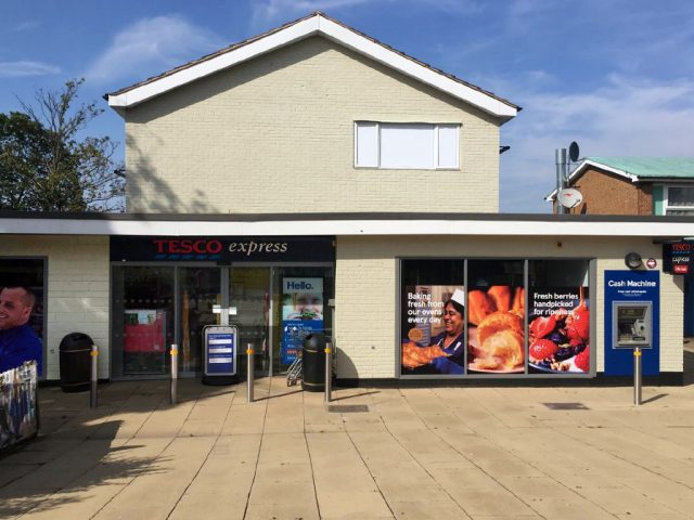 Tesco Express Brickhill New