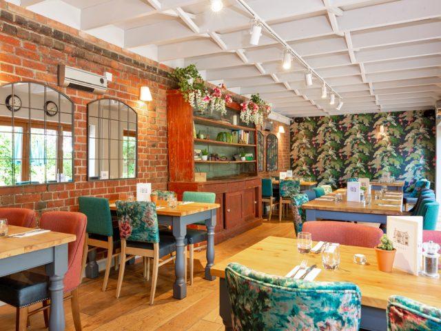 The Park Pub and Kitchen refurb Aug 2019