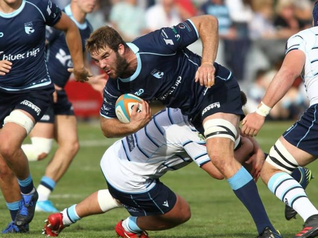 Bedford Blues v Cardiff Blues. Image: Bedford Blues/Facebook