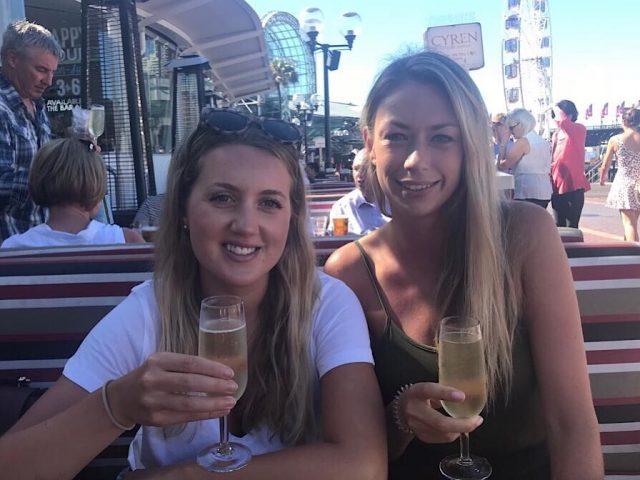 Hannah & Ciara