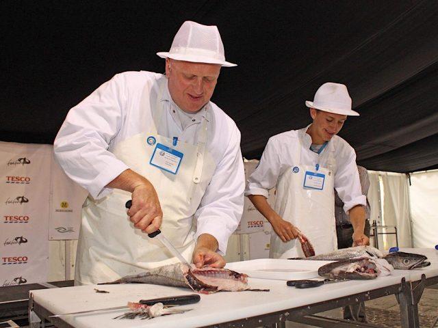 Gary Hooper GCH Fishmongers
