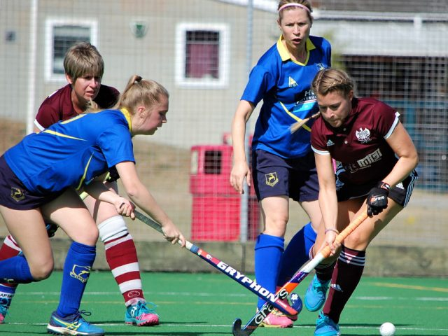 Ladies' 5s and the Ladies 1s National League team, both taking 6-0 victories on Saturday (19 Sep)