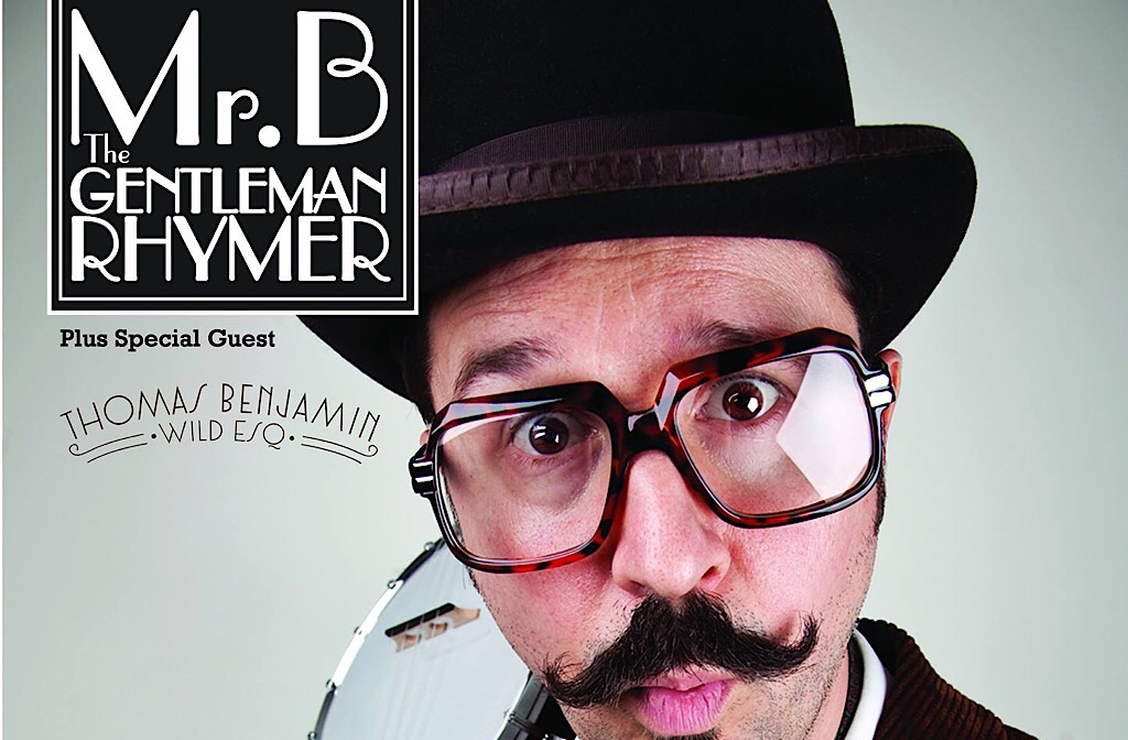 Mr B Gentleman Rhymer